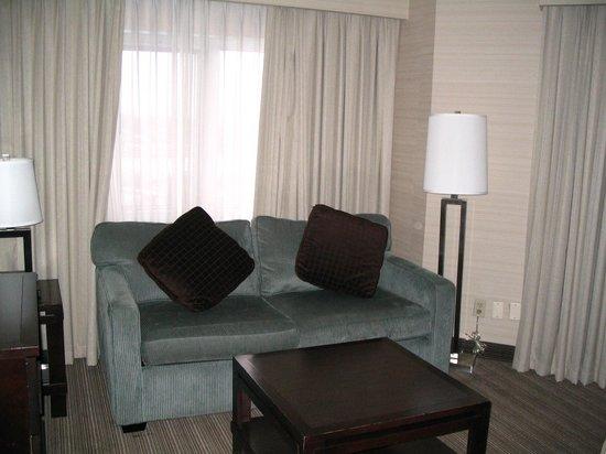 Radisson Hotel Saskatoon: Chambre