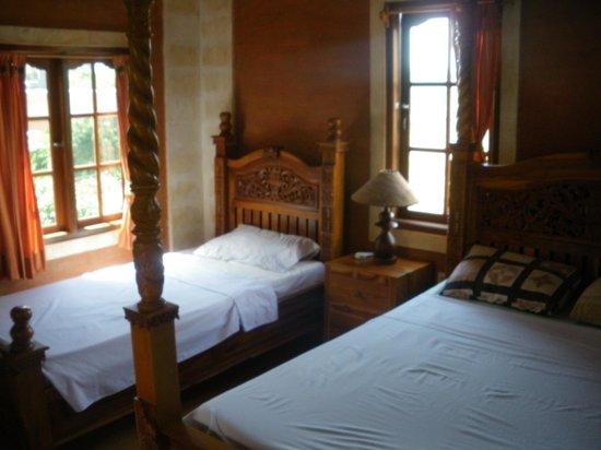 Sania's House Bungalows: Chambre