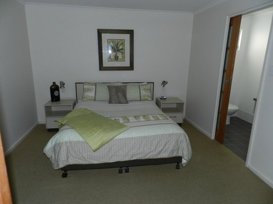 Kangaroo Island Seafront: Comfortable king sized bed