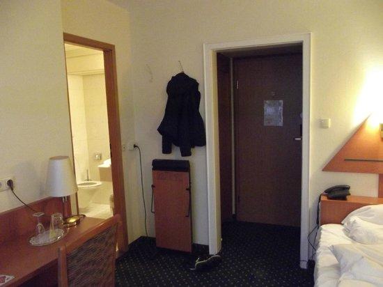 Hotel Europäischer Hof: Single room 431