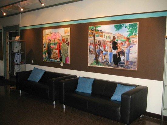 Best Western Hotell Soderh: Lobby