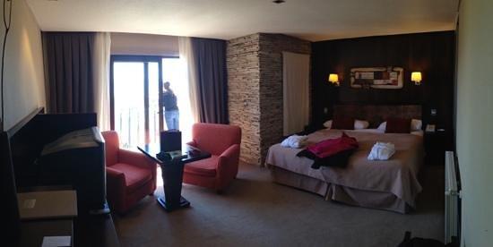 Imago Hotel & Spa: La chambre
