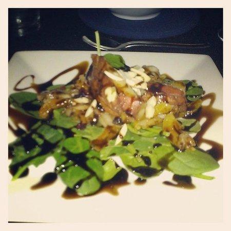 Alpenhorn Kitchen: Salad course