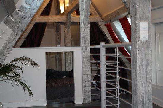 La Maison d'Hotes - La Corne d'Or: The Loft