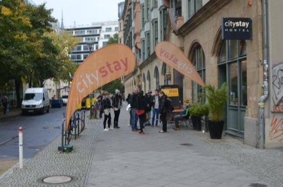 Citystay Mitte: Citystay Hostel
