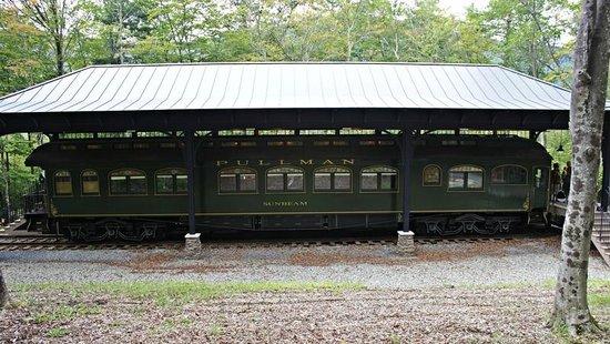 Hildene, The Lincoln Family Home : Vagon
