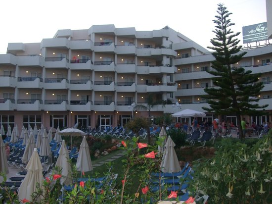 Vila Galé Náutico : vista do hotel