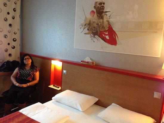 Royal Park Boutique Hotel: Bedroom