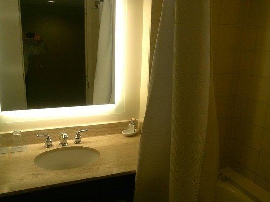 Renaissance Atlanta Waverly Hotel & Convention Center: Sink
