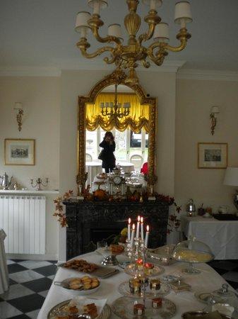 Duchessa Margherita Chateaux & Hotels Collection: sala colazione