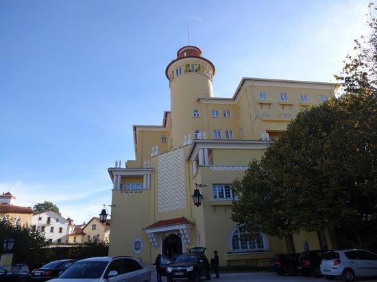 Grande Hotel de Luso: hotel