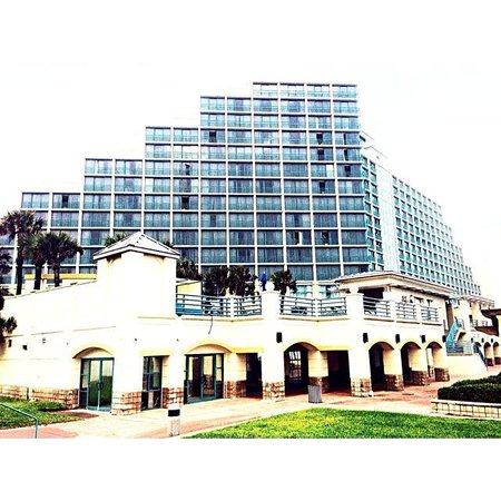 Hilton Daytona Beach / Ocean Walk Village: Daytona Beach Hilton