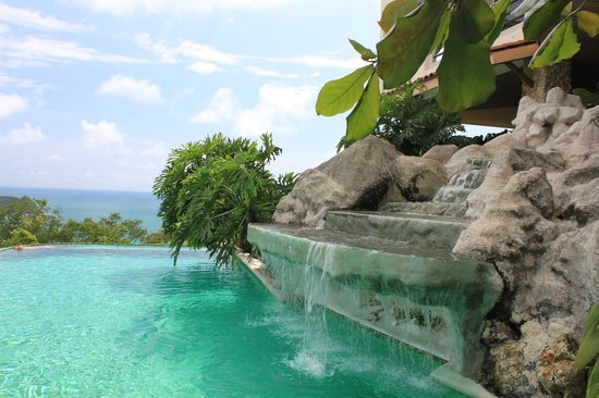 Hotel Parador : pool view