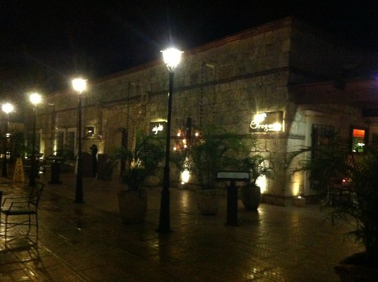 Excellence Punta Cana: restaurantes