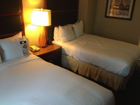 DoubleTree Suites by Hilton Hotel New York City - Times Square: Our room