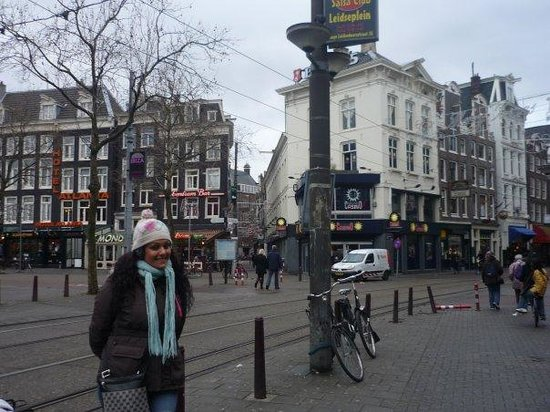 Hampshire Hotel - Rembrandt Square Amsterdam: Rembrandts Plein