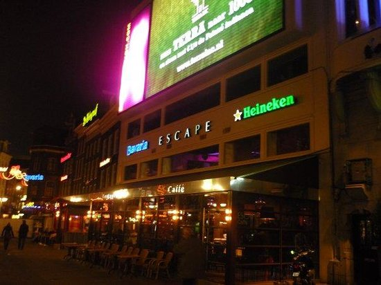Hampshire Hotel - Rembrandt Square Amsterdam: Rembrandts Plein by Night