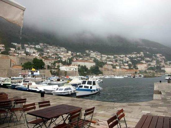 Lokanda Peskarija: View from the terrace