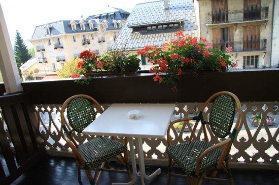 Hotel Val d'Este: Балкон