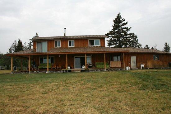 Dreamscape Ranch : Frontansicht vom Haus