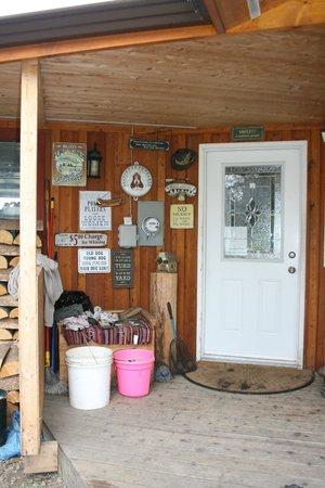 Dreamscape Ranch : Eingangsbereich