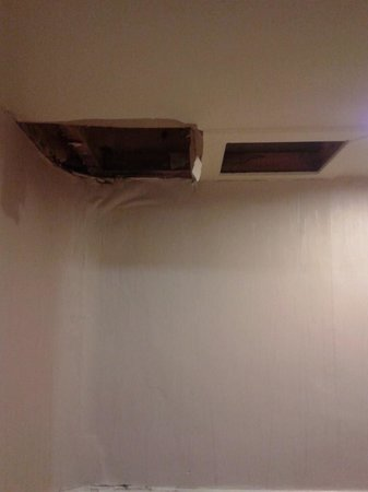 Royal Albion Hotel-Brighton: Ceiling