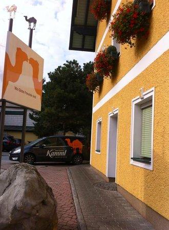 Hotel Gasthof Kamml : Gasthof Kamml