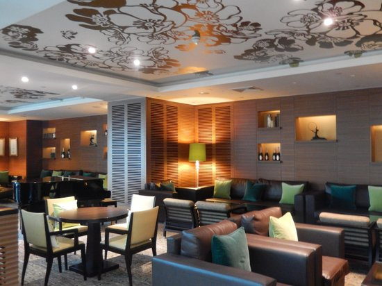 Sofitel London St James : Salon cerca del Lobby