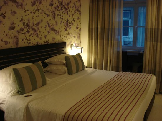 Internacional Design Hotel : quarto