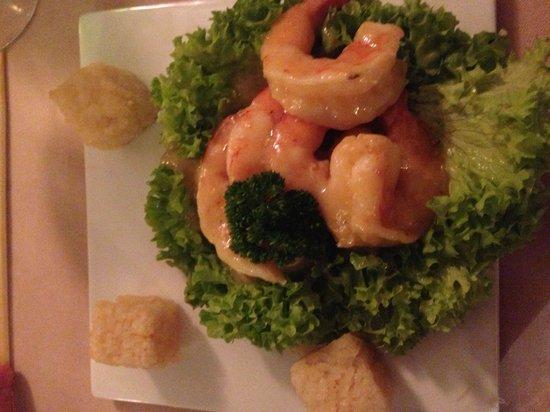 Hana Restaurant : Gamberi Ebi Martini.... Provare per credere!