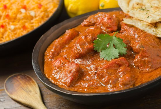 The Spice Room : Chicken Tikka Masala