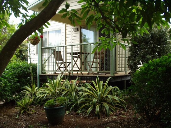 Camelot Cottages: Tamborine Cottage