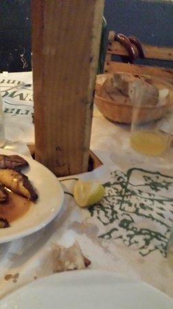El Remo: Cena
