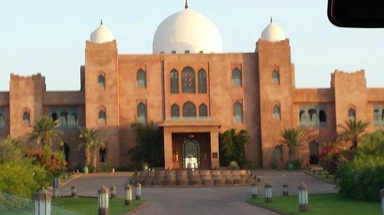 Sahara Palace Marrakech: Hotel