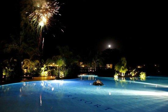 Oleandri Resort Paestum - Hotel Residence Villaggio Club: magica atmosfera