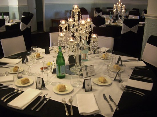 Cucina North Adelaide: My 50th Set up