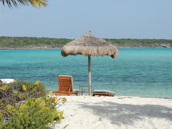 Fowl Cay Resort: One of the views from our room