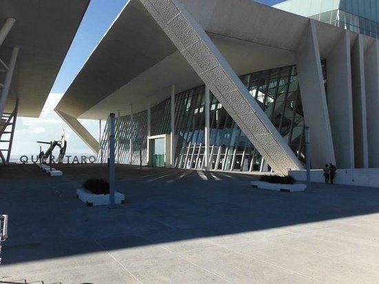Centro de congresos y convenciones Queretaro: Centro de Congresos