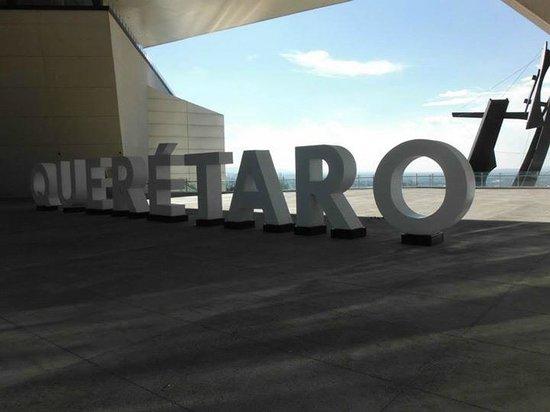 Centro de congresos y convenciones Queretaro : lobby
