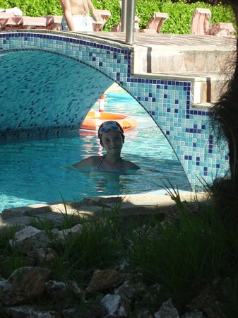 Petrarca Hotel Terme: Wellness-Outdoor
