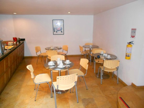 Hotel MS Oceania Confort: EATING AREA IN MEZZANINE