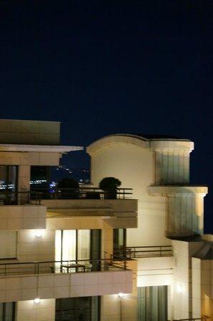 Hyatt Regency Nice Palais de la Mediterranee: Night sky from our balcony