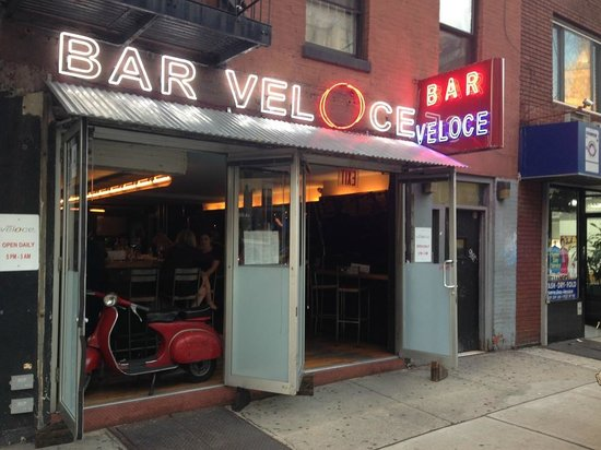 Photo of Wine Bar Bar Veloce at 176 7th Ave, New York, NY 10011, United States