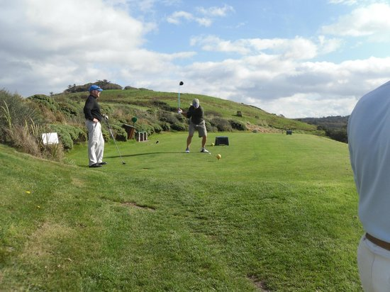 Woodside Lodge: Golf in Westport