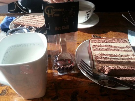 Chocolate House: Hot Chocolate with Chilis