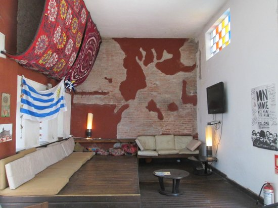 Willy Fog Hostel: chill out
