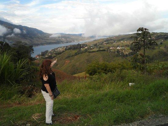 Calima Lake : Lago Calima-Darien-Colombia1