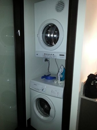 Gallery Apartments : Washer/dryer