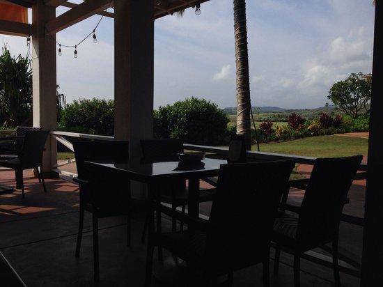 Merriman's Poipu : Beautiful scenery
