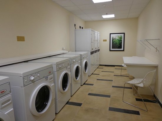 Candlewood Suites: Do Your Laundry In Our Complimentary Laundry Room